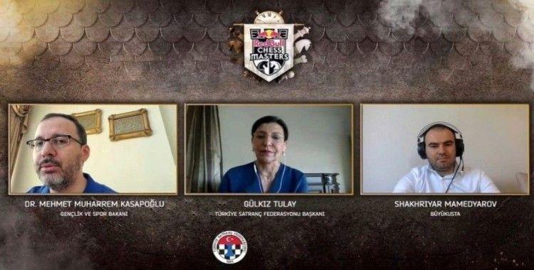 Satrançta şampiyonlar Bakan Kasapoğlu'nun katılımıyla belli oldu