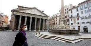 İtalya'da Kovid-19'dan ölenlerin sayısı 33 bin 415'e yükseldi