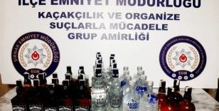 Şırnak'ta kaçakçılık operasyonu: 30 gözaltı