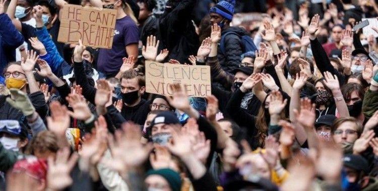 Almanya'dan ABD'ye protesto uyarısı