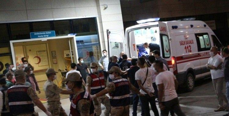 Siirt'te 2 asker şehit 7 asker yaralı