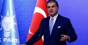 AK Parti Sözcüsü Çelik MYK sonrası açıklamada bulundu