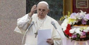 Papa'dan George Floyd açıklaması