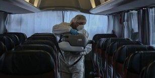 Koronavirüslü kadınla yolculuk yapan 30 kişinin test sonucu negatif çıktı