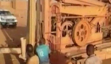 Türk sivil toplum kuruluşları Sudan'da su kuyusu açtırdı