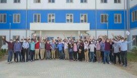 Bakan Dönmez: 55 öğrencimiz daha Akkuyu'da nükleer mühendis olarak iş başı yaptı