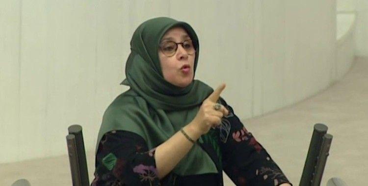 HDP İstanbul Milletvekili Kaya'nın TBMM'de sözleri tepki çekti