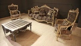 Adana'dan Orta Doğu ve Afrika'ya el işlemeli klasik mobilya ihracatı
