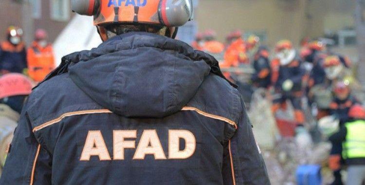 AFAD: 'Bingöl'de 235 artçı deprem meydana geldi'