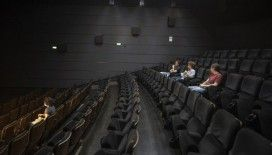 Sinema salonu sayısı 2019'da yüzde 1,1 azaldı