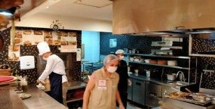 Ankara'da lokantalara koronavirüs denetimi