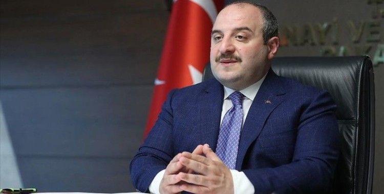 Sanayi ve Teknoloji Bakanı Varank: Reel sektördeki canlanma hız kazandı