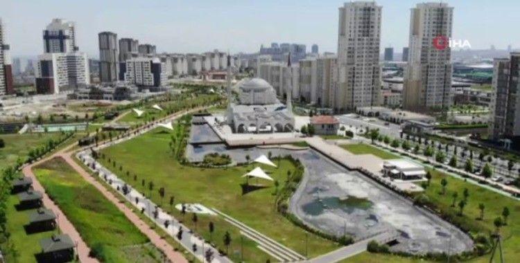 İBB'nin Hoşdere Millet Bahçesi göletini atıl durumda bıraktı