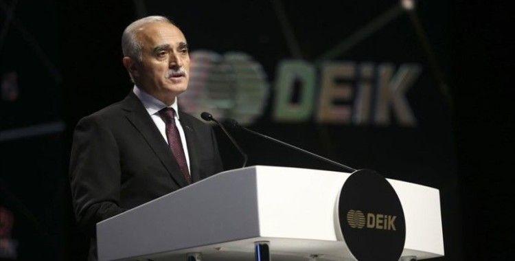 DEİK Başkanı Olpak: Moldova ile ticaret hacmimizi artırmalıyız