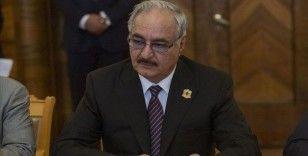 BAE Dışişlerinden Sorumlu Devlet Bakanı Gargaş: Hafter tek taraflı kararlar alıyor