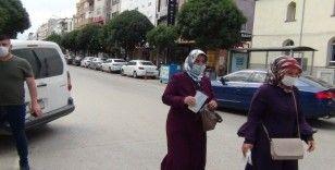 Bursa'da yasak sonrası ilk ceza kesildi