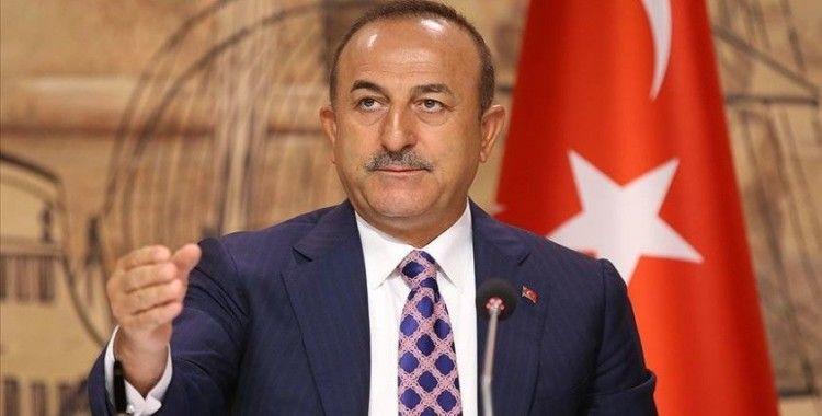 Dışişleri Bakanı Çavuşoğlu: İtalya ile Libya'da kalıcı barış için çalışmaya devam edeceğiz