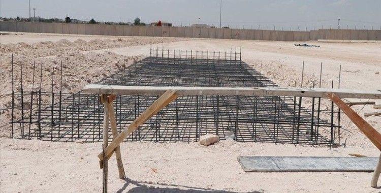 Terörden arındırılan Rasulayn kurulan gümrük kapısıyla Türkiye'ye açılacak