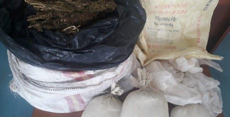 16 kilo 328 gram esrarla yakalanan 3 kişi tutuklandı