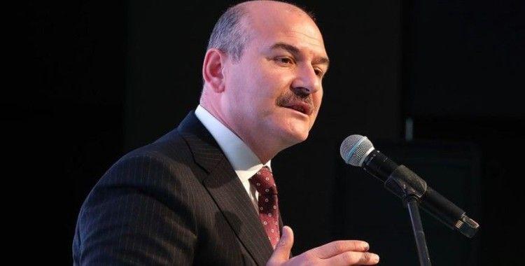 İçişleri Bakanı Soylu: Çocuklarımızı siber suçlardan korumak için 'Siberay' denilen yeni bir program başlatılıyor