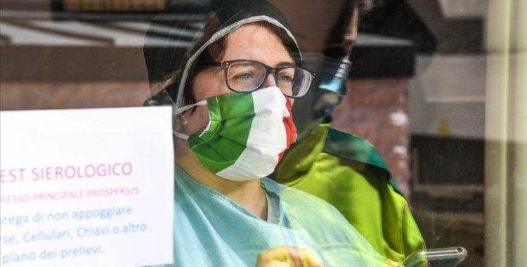 İtalya'da Kovid-19'dan ölenlerin sayısı 34 bin 610'a yükseldi