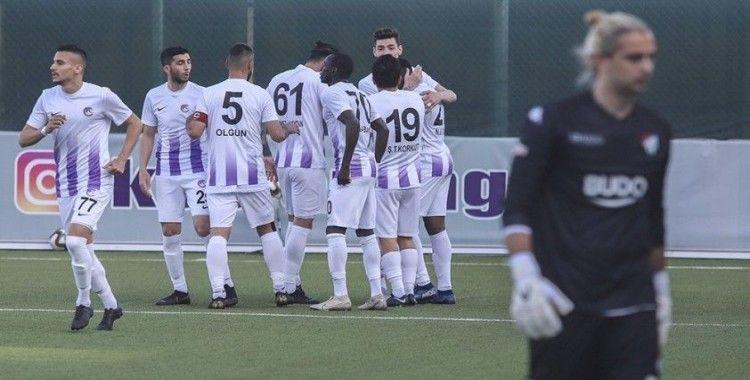 Keçiörengücü, Bursaspor'u 1- 0 mağlup etti