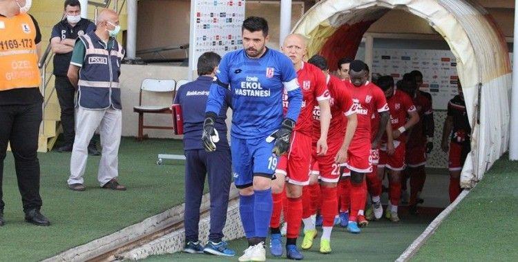 E.G.Menemenspor, E.H. Balıkesirspor'u deplasmanda 1-0 mağlup etti