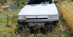 Afyonkarahisar'da otomobil takla attı: 4 yaralı
