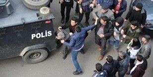 Diyarbakır'da taciz iddiası ortalığı savaş alanına çevirdi