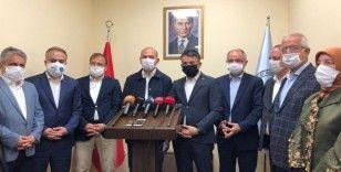 İçişleri Bakanı Süleyman Soylu: 'Selde eşyaları zarar gören vatandaşlara 5 bin TL yardım yapılacak'