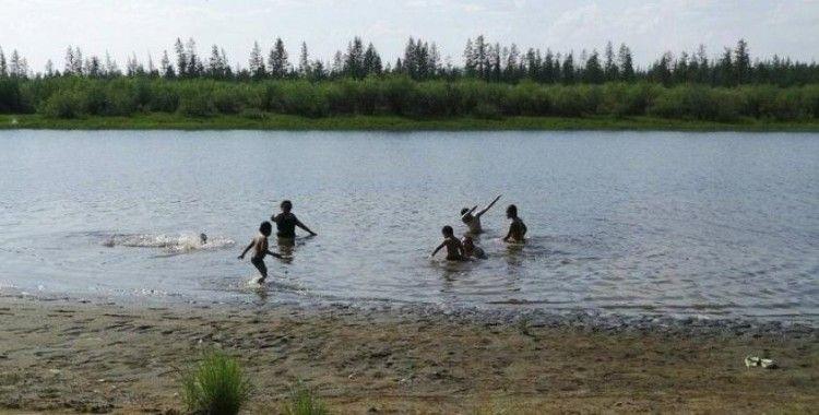 Sibirya'da hava sıcaklığı 38 dereceye yükselerek tarihi rekor kırdı