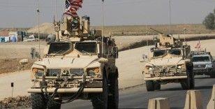 Suriye'de ABD konvoyunun geçişine izin verilmedi