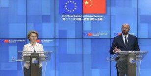 AB ile Çin arasında 22. ikili zirve gerçekleştirildi