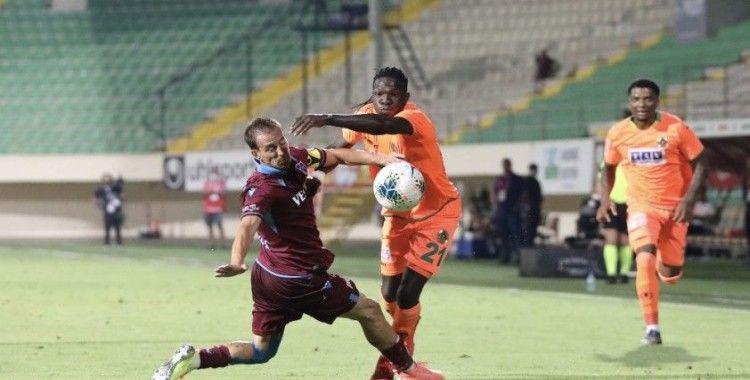 Süper Lig: Aytemiz Alanyaspor: 2 - Trabzonspor: 2 (Maç sonucu)