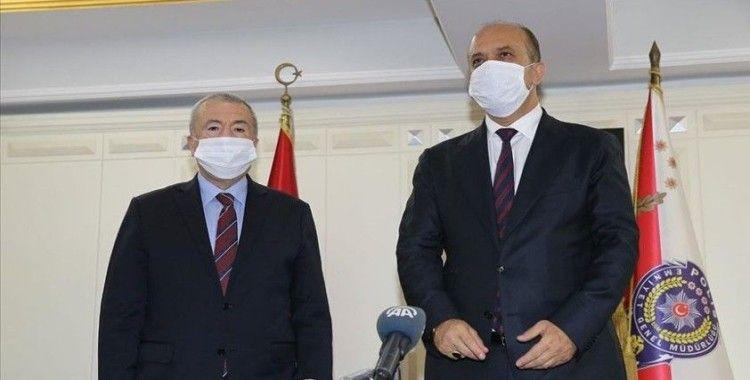 İstanbul Emniyet Müdürü Zafer Aktaş göreve başladı