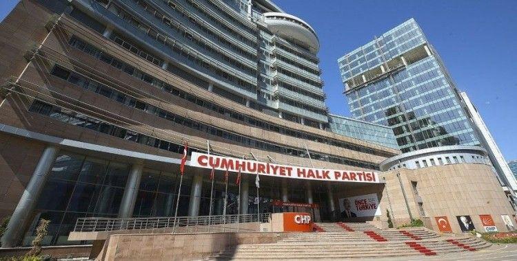 CHP'de 37. Olağan Kurultay'ın temmuz sonunda yapılması planlanıyor
