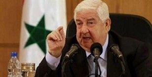 'ABD yaptırımlarla Suriyelileri açlıktan öldürmek istiyor'