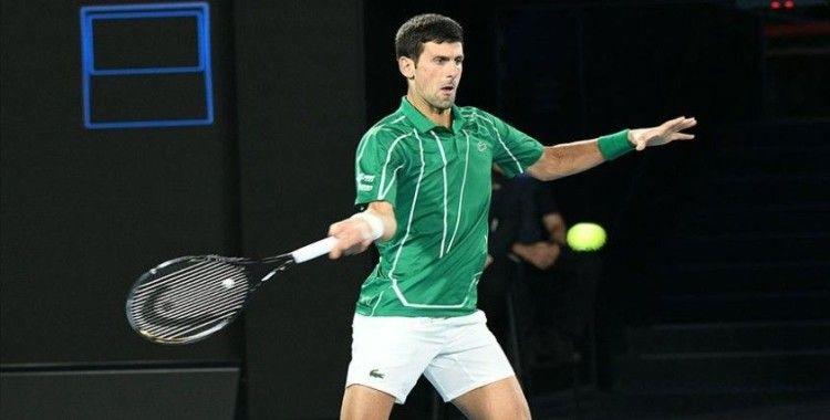 Novak Djokovic'in koronavirüs testi pozitif çıktı