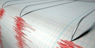 Çankırı'da 4,2 büyüklüğünde deprem