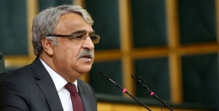 HDP Eş Genel Başkanı Sancar: İnandıklarımız ve değerlerimiz için yürüyoruz