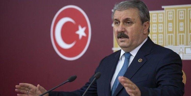 Destici: Irak'ta bölgesel yapılar oluşacaksa Türkmenlerin de bölgesinin olması için mücadele vermeliyiz