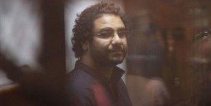 Mısırlı muhalif aktivist Ala Abdulfettah'ın kız kardeşi tutuklandı