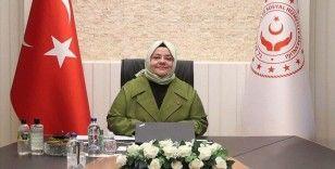 Bakan Zehra Zümrüt Selçuk: Engelli Vizyon Belgesi ve Engelli Hakları Eylem Planı'na son şekli verildi