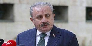 TBMM Başkanı Şentop: Meclisimiz Yassıada'daki sözde mahkemenin varlığını ortadan kaldırmıştır