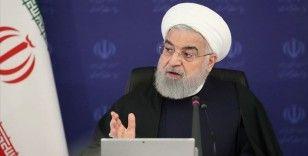 İran Cumhurbaşkanı Ruhani: İhracatçılarımız kazandıkları dövizi ülkeye geri getirmekle yükümlü