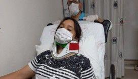 Ünlü şarkıcı Alişan kaza yaptı