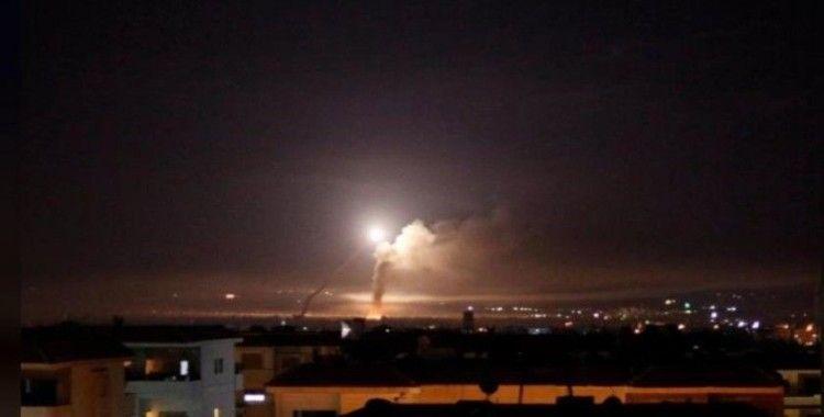 İsrail savaş uçakları Suriye'yi vurdu: 14 ölü