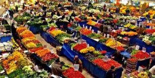 Gıda enflasyonu dünyada düşüyor, Türkiye'de artıyor