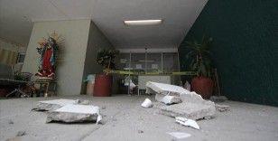 Meksika'daki depremde ilk belirlemelere göre 5 kişi öldü