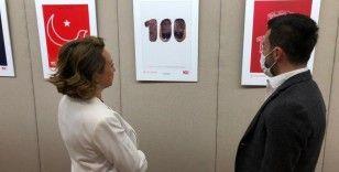 'Genç Sanat: 4. Afiş Tasarım Yarışması'nın ödülleri sahiplerini buldu